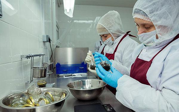 Фото пресс-службы Ржевского рыбоводного комплекса